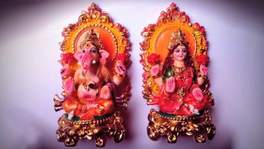 Lakshmi & Ganesh Idols for Diwali 2018: Different Kinds of Murti You Can Buy Online and Gift This Festival