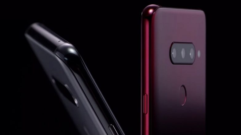 LG V40 ThinQ Flagship Smartphone with 5 Cameras Officially Revealed