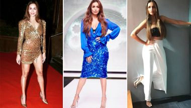 Malaika Arora Birthday Special: 10 Times the Beauty Made Fashion World Fell at Her Feet