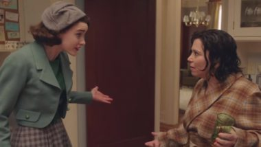 The Marvelous Mrs Maisel Season 2 Trailer: Rachel Brosnahan to Make You Laugh Again As the Show Returns on December 5 – Watch Video