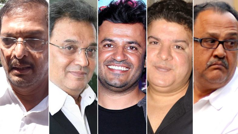 #MeToo in Bollywood: Rajkumar Hirani, Anu Malik, Alok Nath, Here's the List of All Celebs Accused of Sexual Harassment So Far