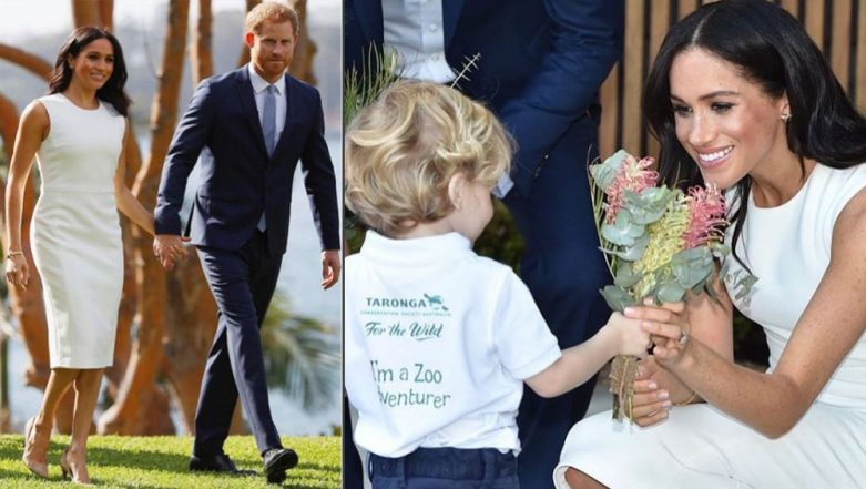 Meghan Markle's 'Blessed Dress' Crashes Australian Designer's Website; 5 Best Fashion Moments of The Duchess of Sussex