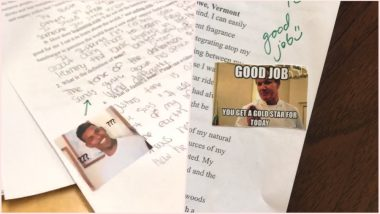 Chicago High School Teacher Use Memes to Assign Grade! Students Are Inspired & in Love With Her, View Pics