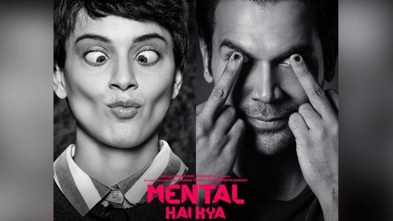 Kangana Ranaut and Rajkummar Rao's Mental Hai Kya to Now Release On March 29, 2019