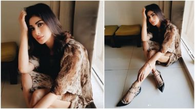 Mouni Roy Sets Temperature Soaring in This Latest Click of Hers – View Pic