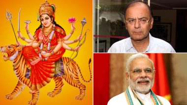 Navaratri 2018: National Leaders And Celebrities Extend Navaratri Wishes on Social Media