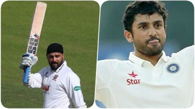 Murali Vijay & Karun Nair May be Questioned by BCCI for 'Lack of Communication' Comment And 'Breaching Central Contract'