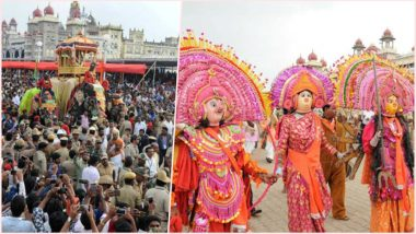Mysore Dussehra 2018 Date: Know the History, Significance & Story Behind Celebrations of Mysuru Dasara