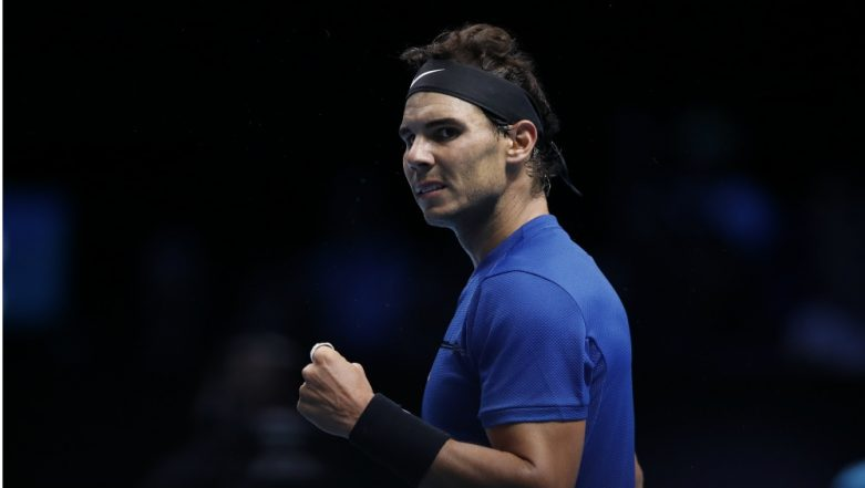 Key to Success in Tennis Is Finding Time to Be Happy, Says Rafael Nadal