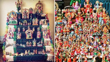 Navaratri 2018: Bommai Golu or Kolu, The South Indian Doll Arragement During Dussehra and Navratri