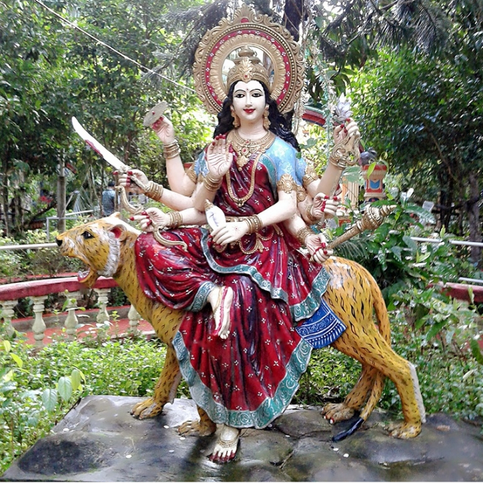 Goddess Durga Picture For Free Download Photo Credits Wikimedia Commons