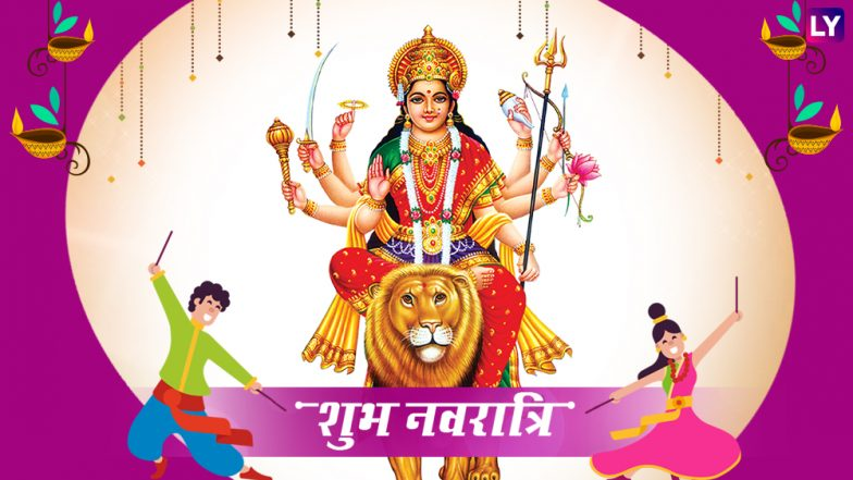 Navratri 2018 greetings in hindi for friends best durga puja gif navratri 2018 greetings in hindi for friends best durga puja gif images whatsapp messages m4hsunfo