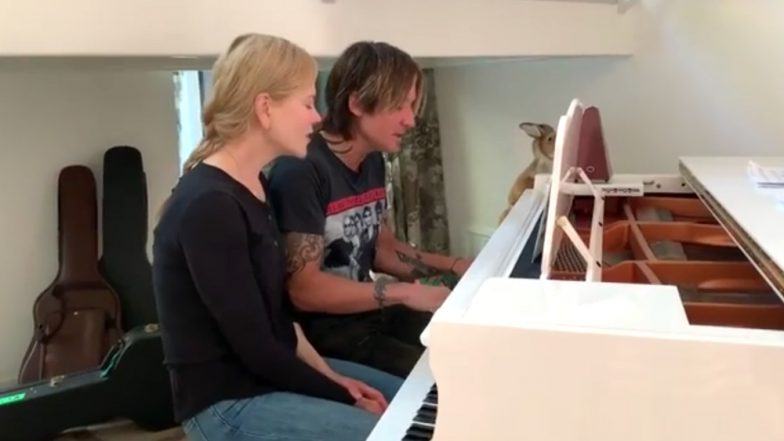 Nicole Kidman & Keith Urban Performs a Duet 'Female' to Honour International Day of the Girl Child 2018; Watch Video