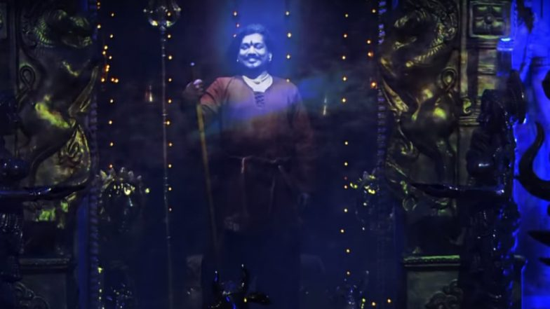 Nithyananda Acts Like He's God In This New Viral Video; Twitter Users Want to See Him In A Marvel Film