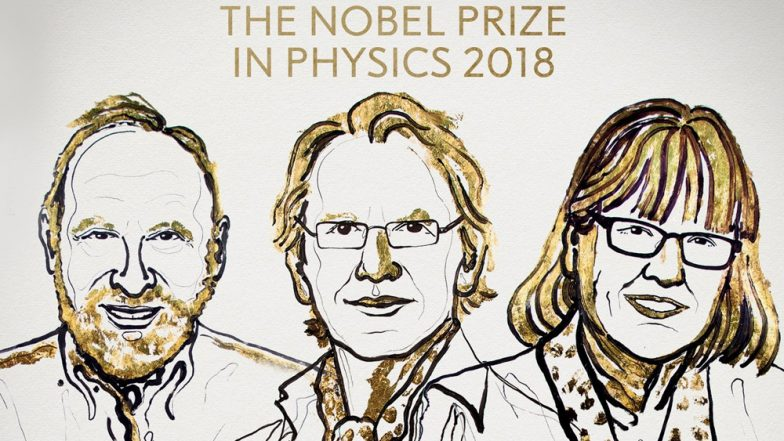 Donna Strickland Becomes the Third Woman in 55 Years to Win Nobel Prize in Physics