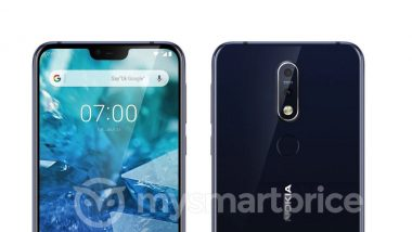 Nokia 7.1 Plus With 6.18-inch Display and Dual Cameras Likely to Launch in India on October 11