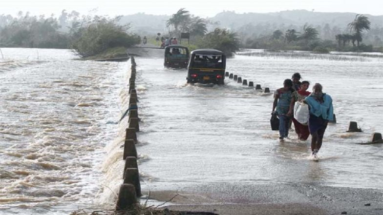 Cyclone Titli to Make Landfall in Odisha Tomorrow at 5:30 am; Schools, Colleges Shut For Next 2 Days