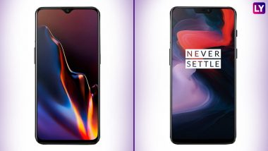 OnePlus 6T Vs OnePlus 6: Price in India, Variants, Features, Specifications - Comparison