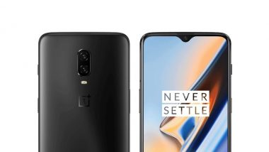 OnePlus 6T LIVE Updates: OnePlus 6T With 3400mAh Battery, Snapdragon 845 Launched at $549