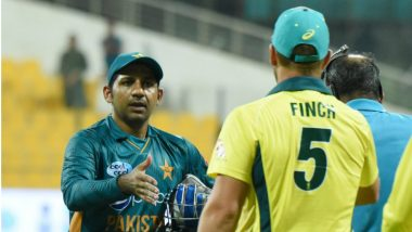 Live Cricket Streaming of Pakistan vs Australia, 5th ODI 2019 on Sonyliv: Check Live Cricket Score, Watch Free Telecast PAK vs AUS 5th ODI on PTV Sports & Online