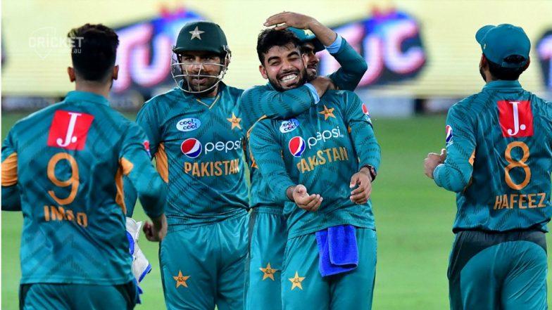 Pakistan Beat Australia by 33 Runs in 3rd T20 Match, Take Twenty20 Series 3–0