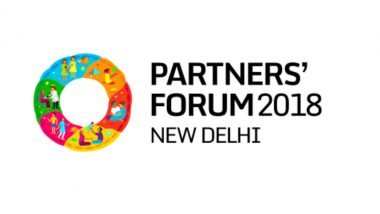 Partners' Forum 2018: India To Host Fourth Edition of The Global Event in December