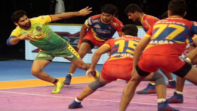 PKL 2018 Video Highlights: Patna Pirates Beat UP Yoddha by 43-41 in  Pro Kabaddi League Season 6  Match 10