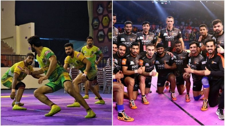 Patna Pirates vs U Mumba, PKL 2018-19 Match Live Streaming and Telecast Details: When and Where To Watch Pro Kabaddi League Season 6 Match Online on Hotstar and TV?