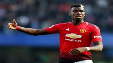 Manchester United vs Chelsea, Premier League 2018: Paul Pogba Yells at Victor Lindelof for His Mistake! (Watch Video)