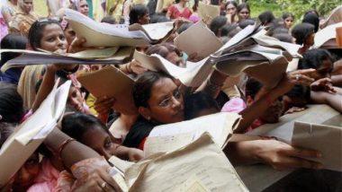 Job Scarcity in Maharashtra? 7,000 Including Graduates Apply For '13 Waiter Jobs' at Secretariat Canteen