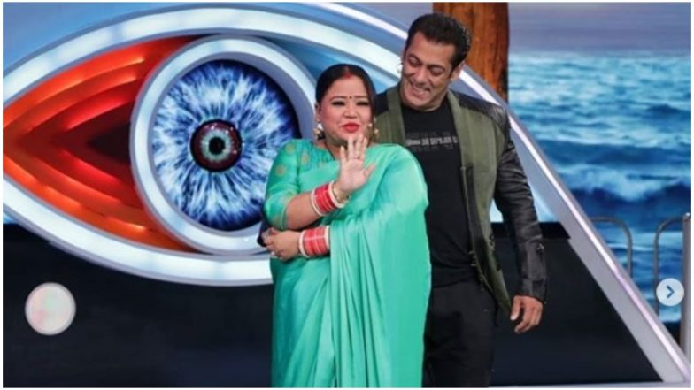 Bigg Boss 12 Preview: Bharti Singh's Attempt to Woo Anup Jalota With Her Seductive Moves Will Leave You in Splits – Watch Video