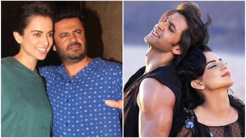 Vikas Bahl's Ex-Wife Slams Kangana Ranaut For Her Allegations Against the Super 30 Director and Hrithik Roshan; Asks Why She Has Been Quiet All This While - Read Tweet