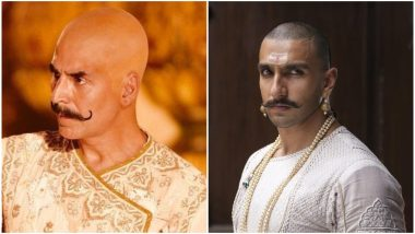 Akshay Kumar's LEAKED Look From Housefull 4 Will Remind You of Ranveer Singh From Bajirao Mastani – View Pic