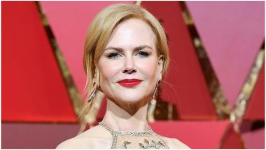Nicole Kidman: Being Married to an Extremely Powerful Man Kept Me From Being Sexually Harassed