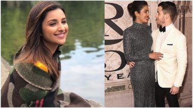 Parineeti Chopra Believes Nick Jonas Is the Right Person for Priyanka Chopra; Says Their Wedding Is Going to Be a Huge Event
