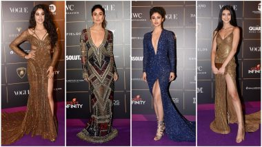 Vogue Women of the Year Awards 2018 Best Dressed: Kareena, Janhvi , Alanna and Mouni's Fashion Picks Get Some Extra Brownie Points