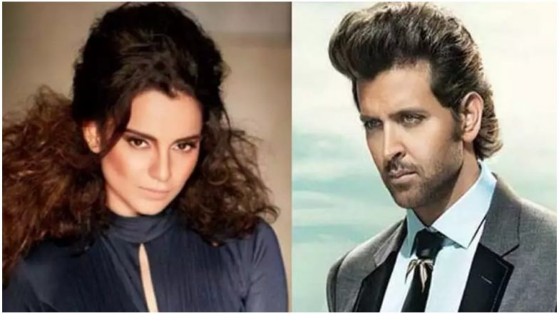Hrithik Roshan Fans Slam Kangana Ranaut on Twitter After She Viciously Troll the Super 30 Star - Read Tweets