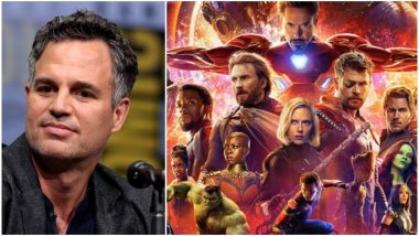 Mark Ruffalo Just Got 'Fired' for Revealing the Title of Avengers 4!