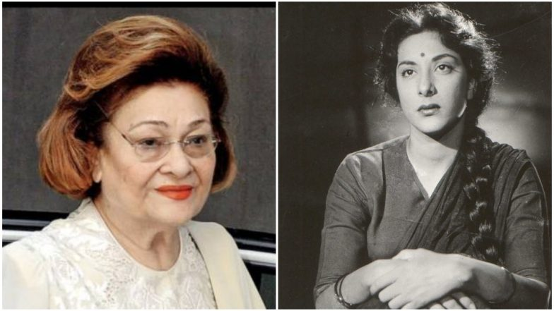 Krishna Kapoor, wife of filmmaker Raj Kapoor, passes away