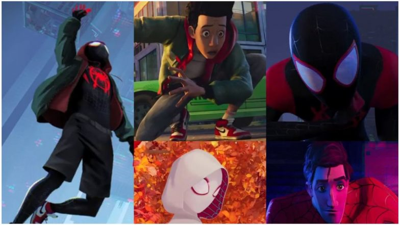 Spider-Man: Into the Spider-Verse Trailer 2: Spider-Ham and Peni Parker Join Peter Parker, Miles Morales and Spider-Gwen