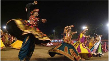 Navratri 2018: Crocodile Spoils 'Sheri Garba' Event at Vadodara Village