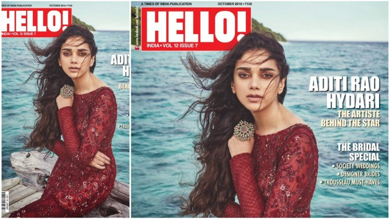 Aditi Rao Hydari Looks Like a Girl With Mind, a Woman With Attitude and a Lady With Class in Her New Photoshoot Pictures