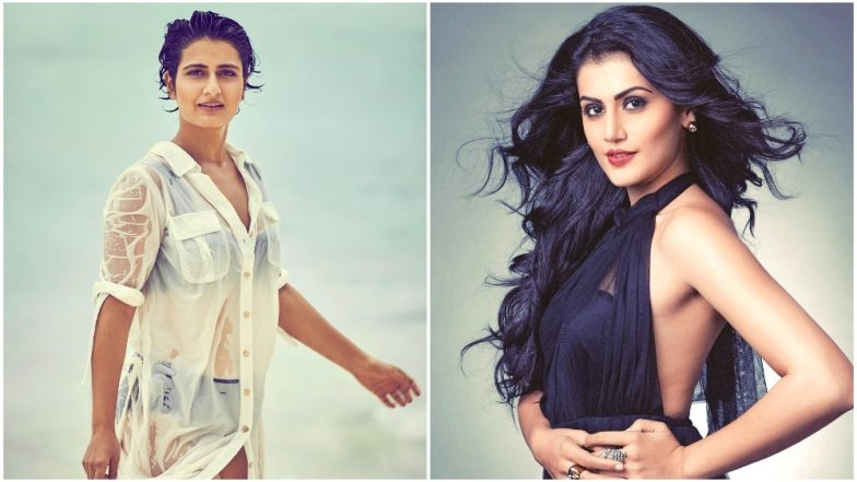 Fatima Sana Shaikh REPLACES Taapsee Pannu in This Project – Read Details