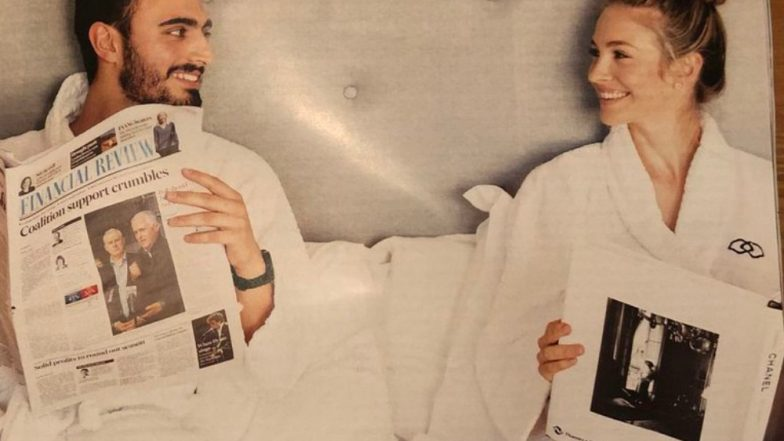 Hotel Criticised For Sexist Ad Featuring Young Couple in Bed, Apologises and Pulls Down