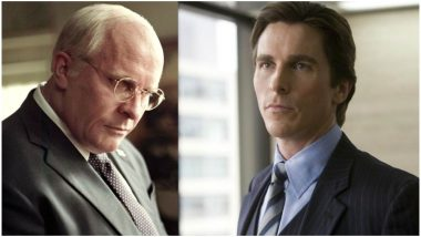 Vice Trailer: Christian Bale Deserves a Round of Applause for His Brilliant Transformation Into Dick Cheney