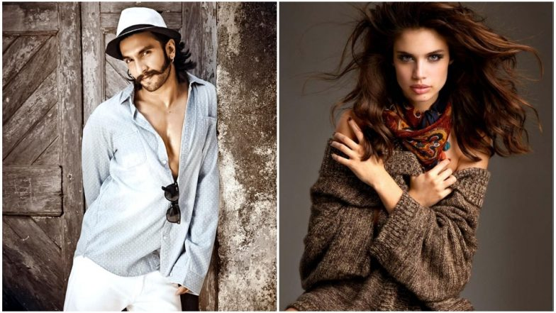 Ranveer Singh and Supermodel Sara Sampaio to Come Together for THIS Project – Read Details