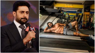 Abhishek Bachchan Trolling Sonu Sood Over His Shirtless Pics Is Basically Every Gym-Hating Friend Ever!