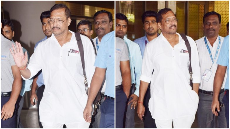 Nana Patekar Returns From Jaisalmer for His Press Conference on Tanushree Dutta Controversy