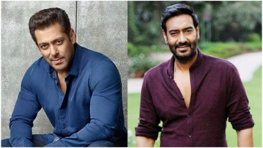 Salman Khan to Play a Vital Role in Ajay Devgn's Taanaji: The Unsung Warrior? Details Inside