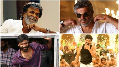 Rajinikanth, Ajith, Thalapathy Vijay or Dhanush - Who is The BIGGEST Crowd-Puller in Tamil Cinema Right Now? Vote!